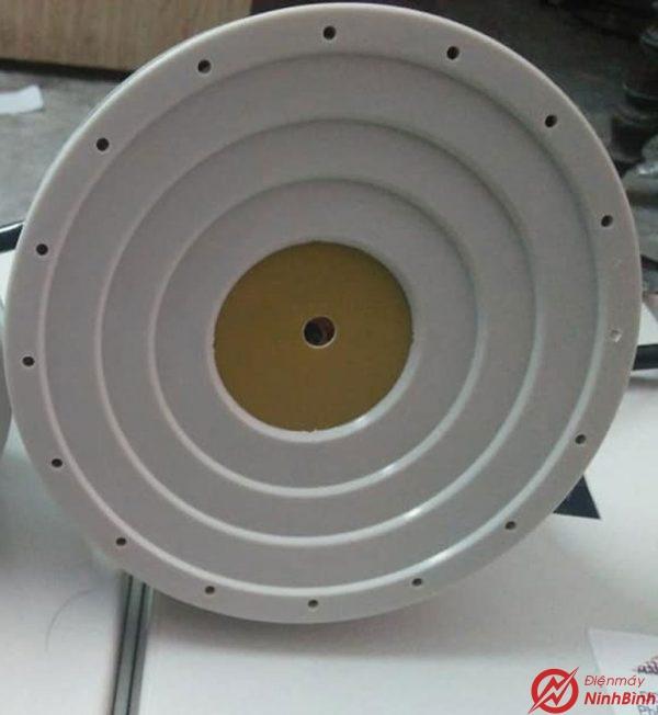 Bát của máy dán màng seal bát to 500C